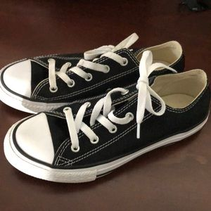 Youth size 3 converse